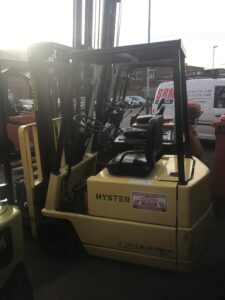 HYSTER 1.5 ELECTRIC