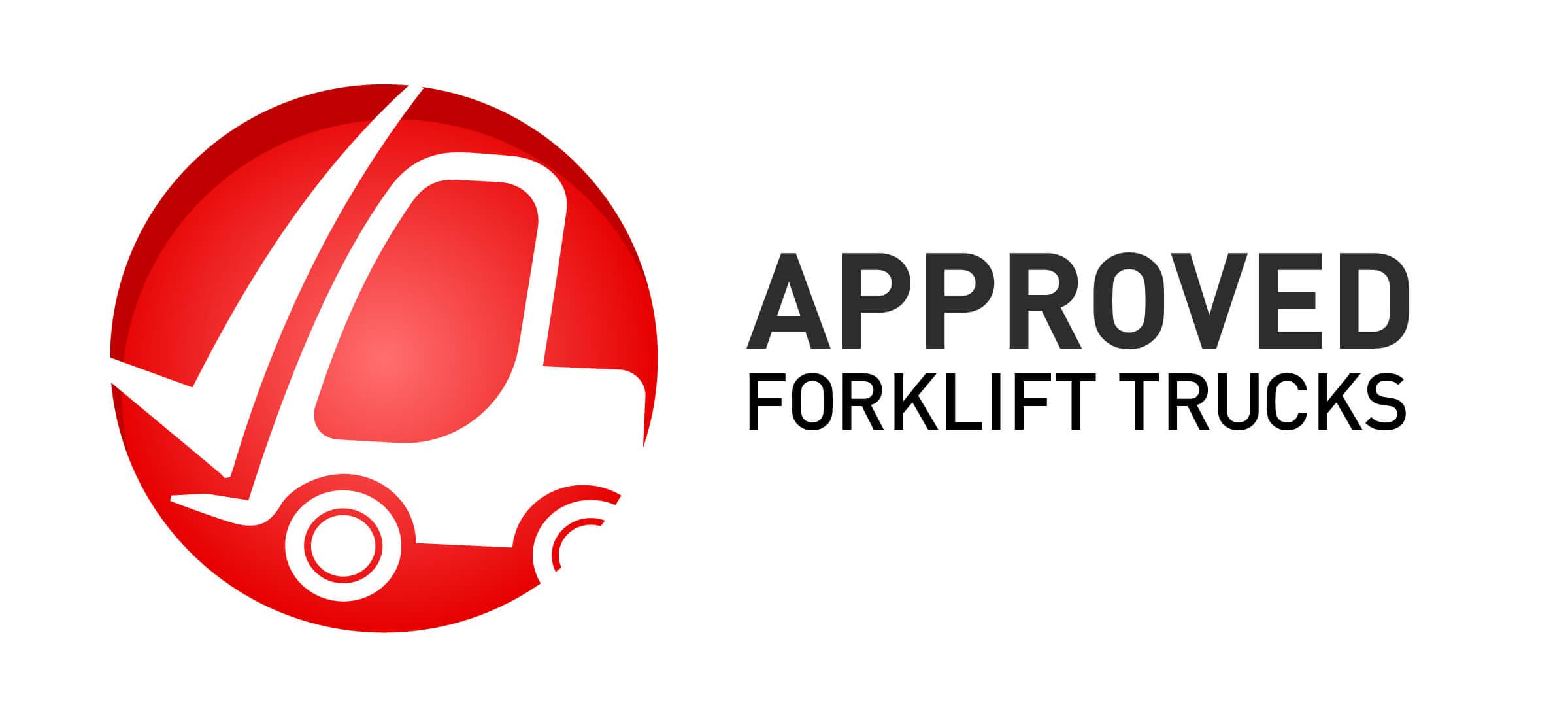 approved forktrucks logo